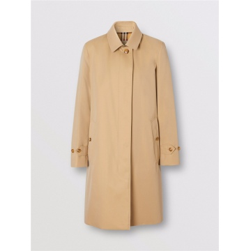Burberry 80196911 蜜色 皮姆利科版型 Heritage 轻便大衣