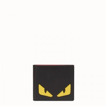 Fendi芬迪 7M0169O73F0U9T 小怪兽 钱包
