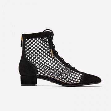 Dior KDI492SUR_S900 黑色 NAUGHTILY-D 及踝靴