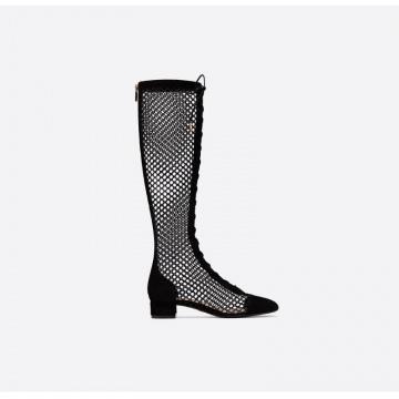 Dior KCI493SUR_S900 黑色 NAUGHTILY-D 踝靴