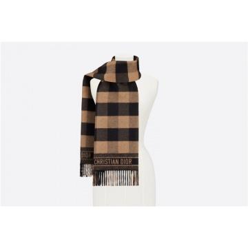 Dior 95CHE200I100_C183 印花围巾