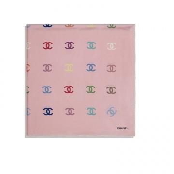 Chanel香奈儿 AA7370 方形围巾