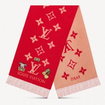 LV M76703 RODEO REYKJAVIK 围巾