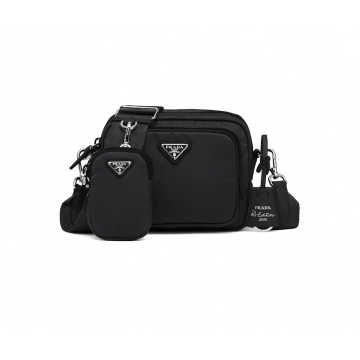 Prada普拉达 1BH153 Re-Edition 2005 尼龙手袋