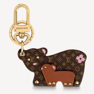 LV M69558 MUMMY AND BABY BEAR 包饰与钥匙扣
