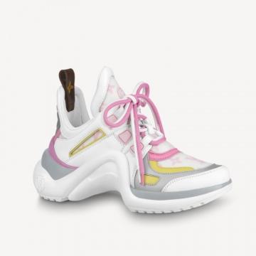 LV 1A8NTL 1A8NU1 ARCHLIGHT 运动鞋