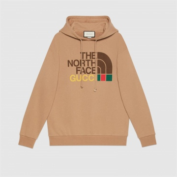 The North Face x Gucci 615061 XJDBY 2597 联名系列棉质卫衣